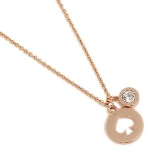 Kate Space Necklace in Rose Gold